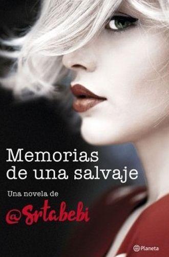 Memorias de una salvaje libro