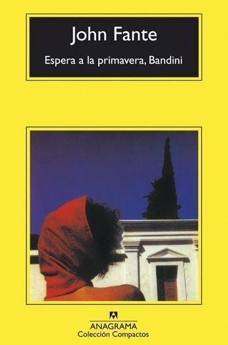 Libro Espera la primavera bandini libro