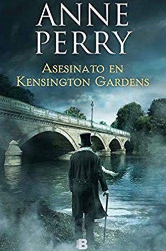Libro asesinato en Kensington gardens