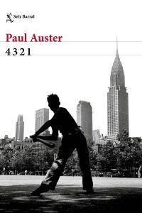 4321 es un libo de Paul Auster que con 4 historias distintas hace reflexionar al lector sobre el destino y lo que influyen nuestras acciones en la vida. 4321 en Leer para Pensar, tu blog de lectura y reseñas de libros sin publicidad.