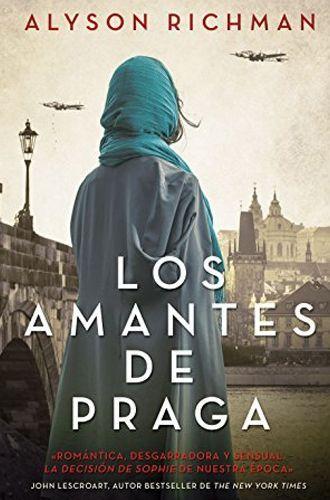 Los amantes de Praga libro