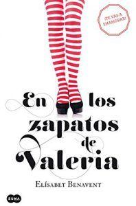 En los zapatos de Valeria libro de Elísabet Benavent es un libro de amor de una joven, que parece que todo le va genial. Descubre más libros de Elísabet Benavent en Leer para Pensar, tu blog de libros y reseñas sin publicidad.